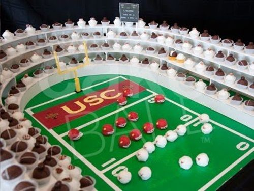 Fiesta de cumpleaños para pequeños deportistas