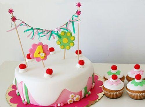 Impresionantes tartas de cumpleaños… ¡para sorprender!