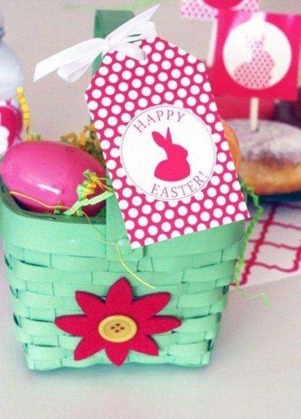 Ideas para montar fiestas de primavera en Pascua
