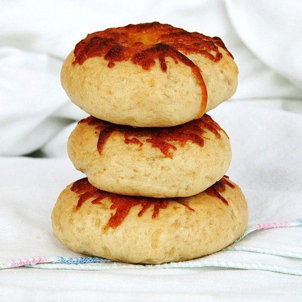 Receta de Bagels de queso