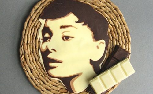 Técnica Sencilla Para Pintar Con Chocolate Fiestas Y Cumples