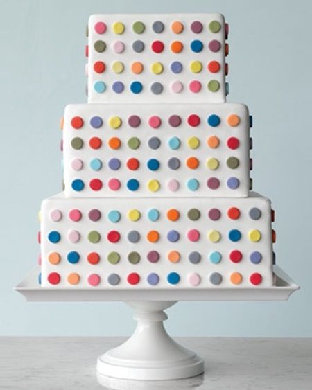 Idea de tarta de diseño by Damien Hirst