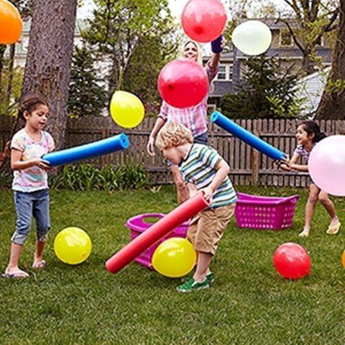 Juegos para cumpleaños: con globos, más divertidos…