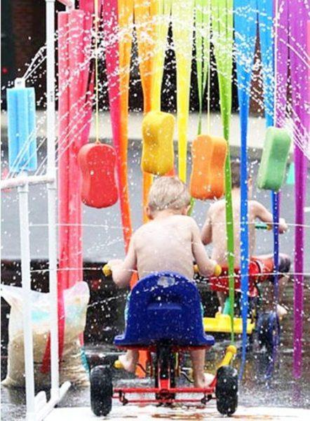 Juegos para cumpleaños infantiles de verano