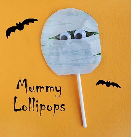 Los dulces de Halloween más terroríficos