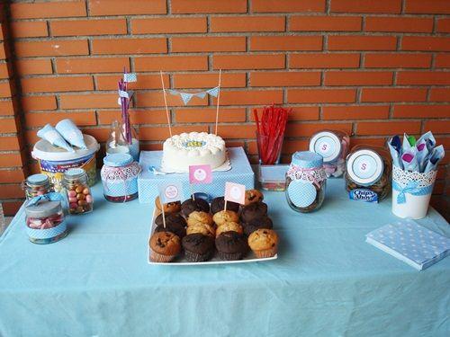 Fiesta de cumpleaños chic ¡y muy fácil!