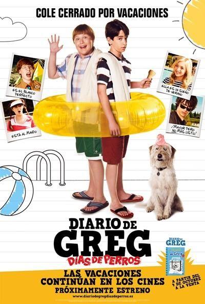 Diario de Greg, días de perros.