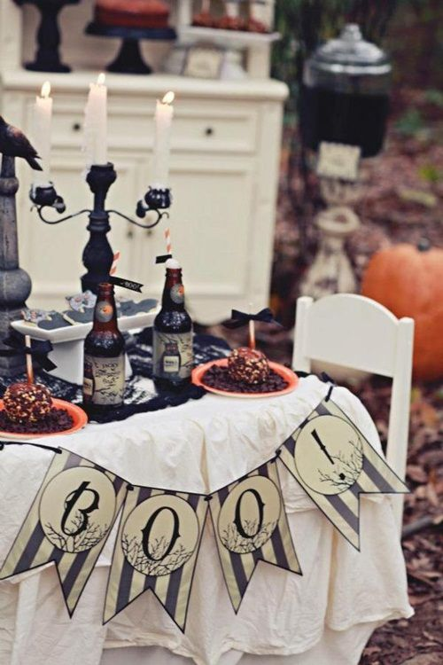 Fiesta de Halloween espectacular