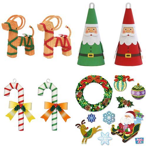 Imprimibles para Navidad: creaciones en papel