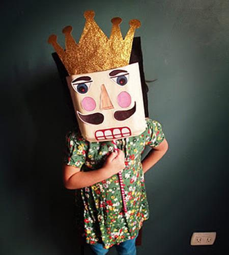 DIY: Careta del Principe de los muñecos
