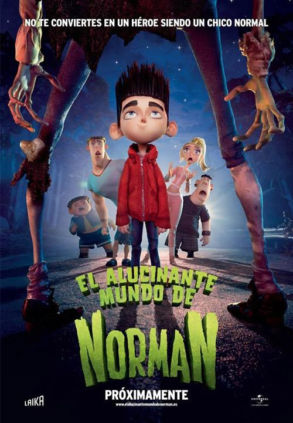 El alucinante mundo de Norman