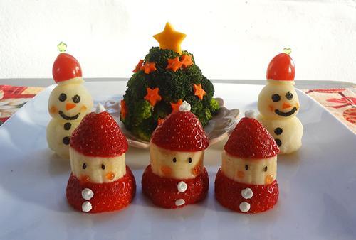 Receta: postre infantil para las fiestas de Navidad