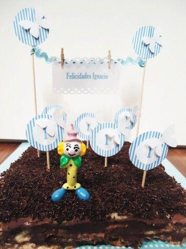 cumple ignacio- tarta