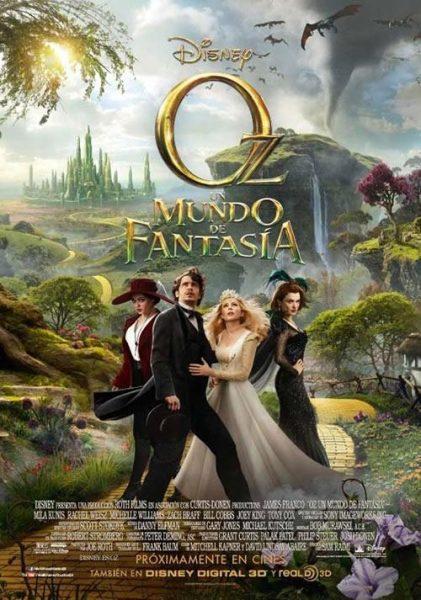 Oz mundo de fantasía