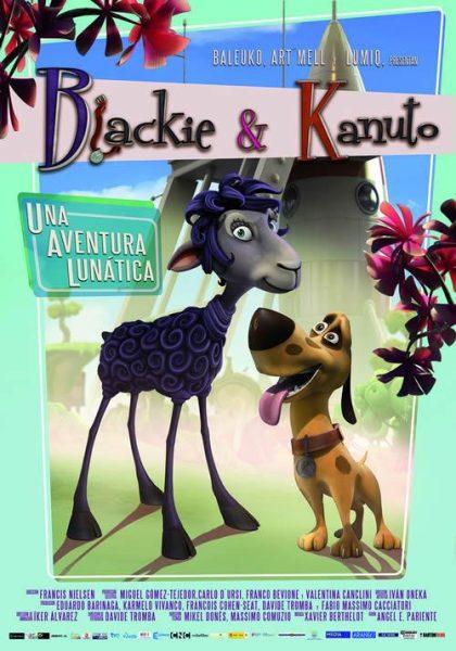 Blackie & Kanuto, objetivo la Luna