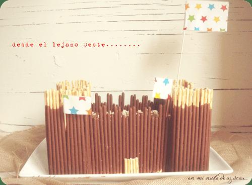 tarta de cumpleaños oeste 1