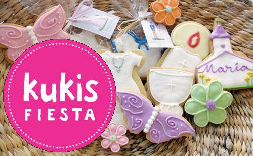 Gran sorteo de galletas de Comunión de Kukis Fiesta