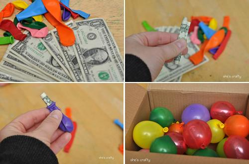 Globos sorpresa para fiestas infantiles o como regalo