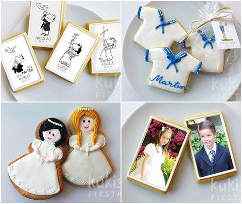 gran sorteo galletas de Comunión de Kukis Fiesta 1