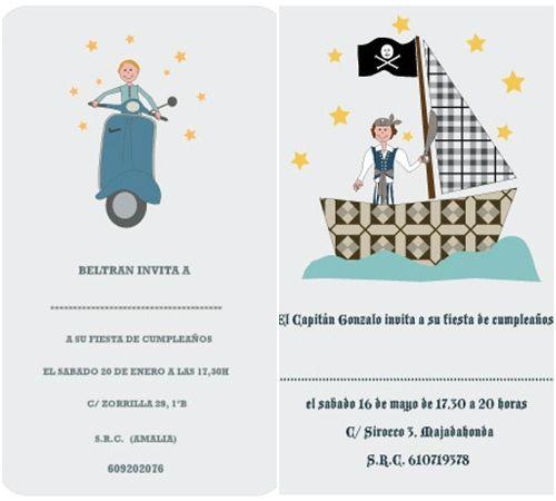 Ideas para fiestas by Macarena Kindelán