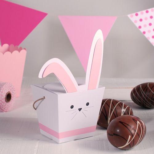 Imprimibles para decorar cajitas de Pascua