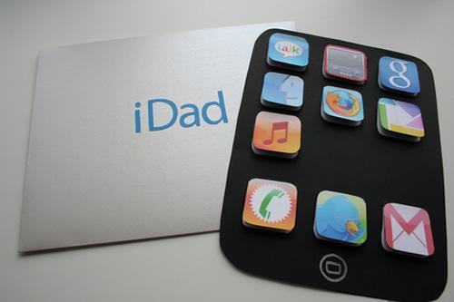 Un IDad para el día del padre