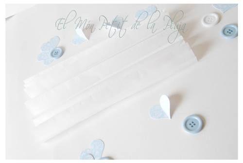 piruletas de papel DIY para decorar fiestas 2