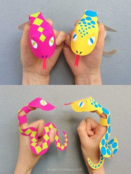 manualidades-niños-imprimibles-serpientes4