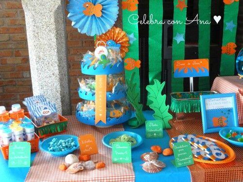 Fiesta de Cumpleaños 7 Mares