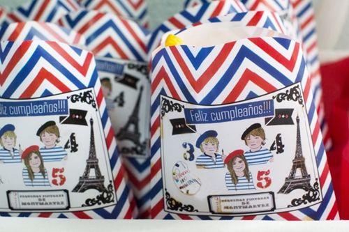 fiesta infantil pintores de paris 7