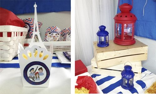 fiesta infantil pintores de paris