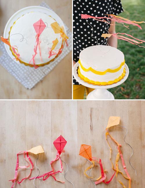 fiestas-infantiles-decoracion-tarta-cometas5