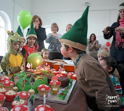 fiesta-infantil-tematica-elfos-bosque4