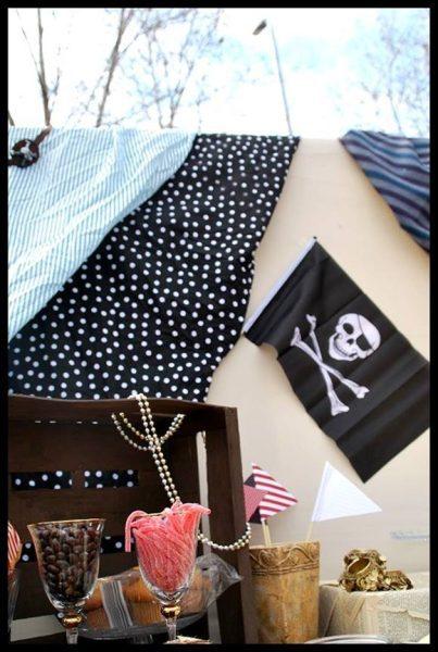Fiesta pirata auténtica para pequeños bucaneros 2