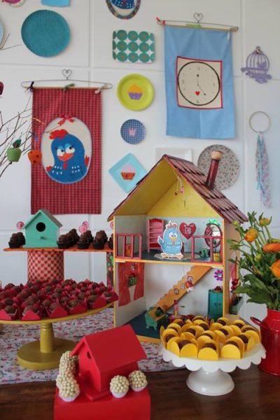 Fiesta temática de la gallina pintadita para los más peques  3