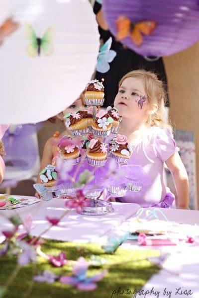 mil ideas para fiesta tematica de mariposas vintage 4