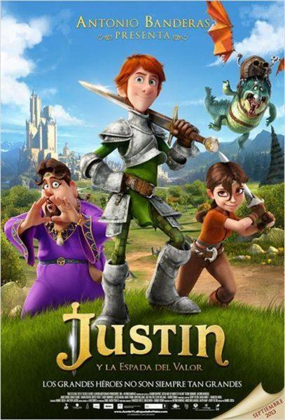 Justin y la espada del valor