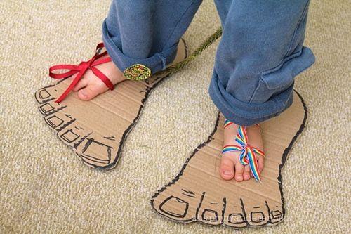 Idea de manualidades con niños para pasar una tarde 2