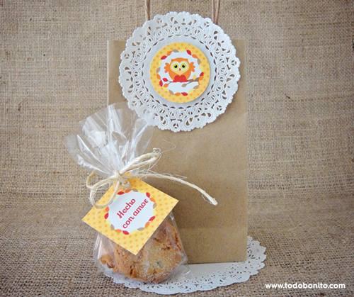Imprimibles gratis para decorar fiestas de otoño 5
