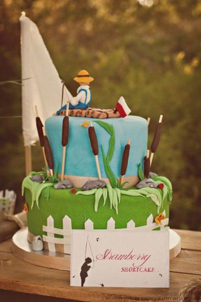 Increíble fiesta tematica las aventuras de tom sawyer 4
