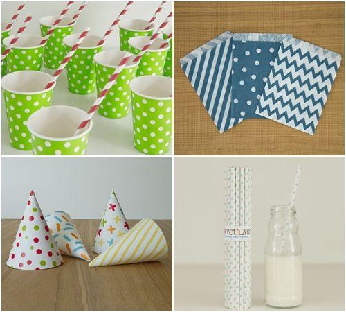 Kits de fiesta para decorar más fácil y divertido