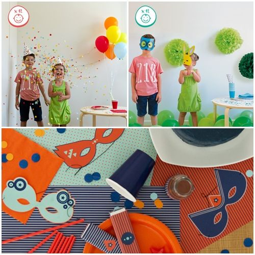 Kits de fiesta para decorar más fácil y divertido 3