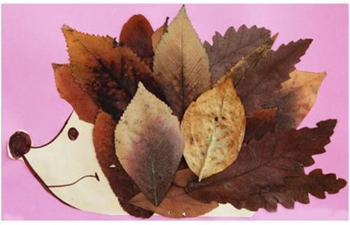 manualidad-con-niños-arte-con-hojas5