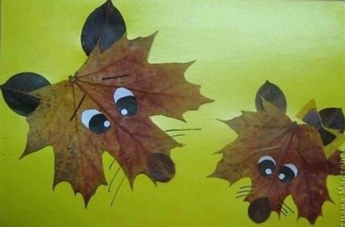 manualidad-con-niños-arte-con-hojas6