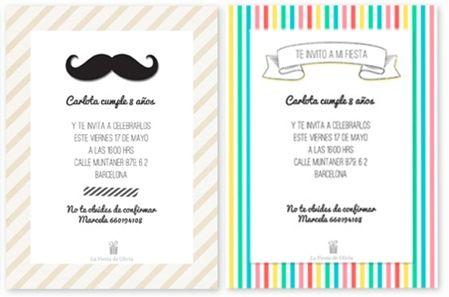 Invitaciones digitales para fiestas con un toque elegante ¡y gratis! 1