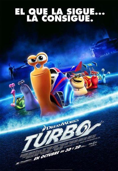 Turbo – el caracol veloz