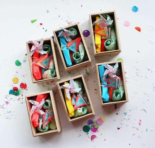 ¡Sorpresa...! Invitación para cumpleaños con kit de fiesta 1