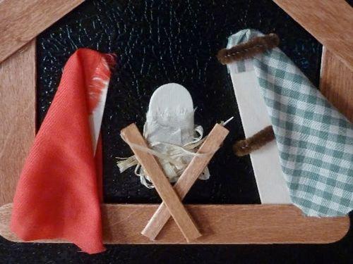 Cómo hacer un portal de belén original para Navidad 2