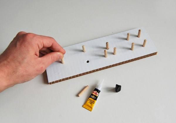 Juguete educativo DIY para encajar piezas