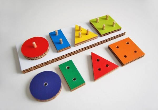 Juguete educativo DIY para encajar piezas  3